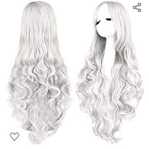 Same day shipping Rbenxia Curly Cosplay Wig 32""
